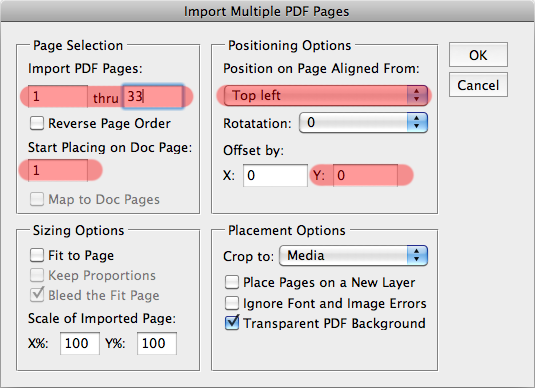 How to cut a photo in indesign