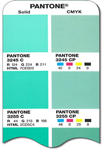 Image Result For Pantone Color Book