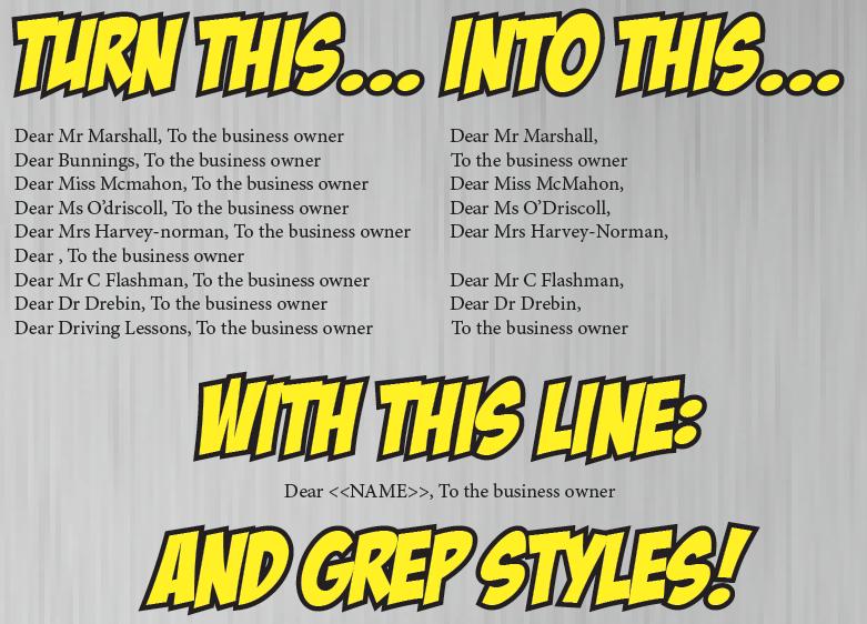 Salutation Line Business Letter