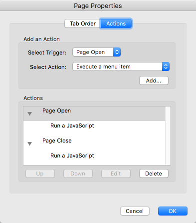 Change the background highlight of PDF form fields in a document