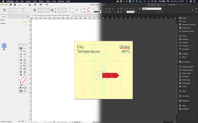 "Add a ""Night"" mode to InDesign 